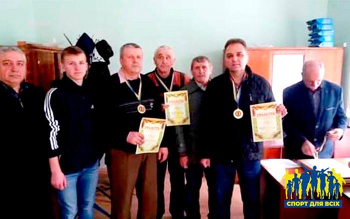 У Теребовлі відбувся традиційний турнір  з шахів та шашок Теребовлянської ОТГ