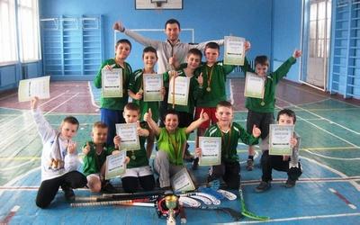 Тернопільські флорболісти перемогли у турнірі на Черкащині (+ ФОТО)