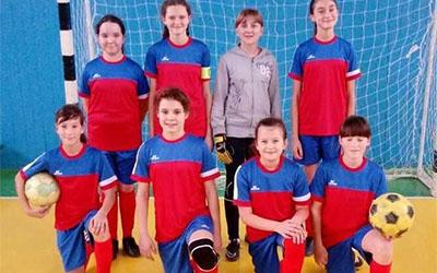 На Тернопільщині проведуть три чемпіонати з футзалу серед дівчат
