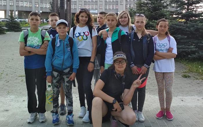 Кременецькі саночники взяли участь у відкритій першості міста Львова із загальної фізичної підготовки