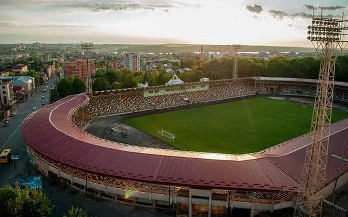П'ять мільйонів гривень виділили на тернопільський міський стадіон