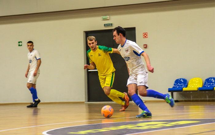 Результати 5-го туру Вищої футзальної ліги Тернопільщини