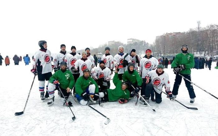 """Переможцями """"Ternopil Hockey Classic 2019"""" стали """"Криворізькі Яструби"""""""