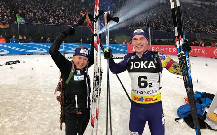 Меркушина та Підручний проведуть сьогодні останню гонку на Кубок світу сезону 2019/2020
