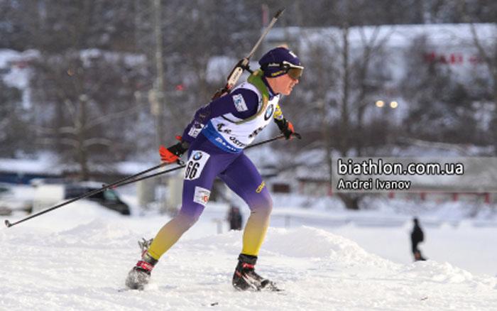 Анастасія Меркушина – 28-а в спринті на Чемпіонаті світу