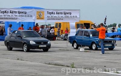 У Тернополі відкриють сезон Автоперегонів-2014 (ВІДЕО)