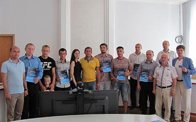 20 тренерів з Тернопільщини отримали диплом ФФУ категорії