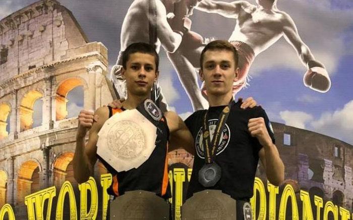 Тайські боксери з Тернополя здобули перемогу на чемпіонаті світу в Італії