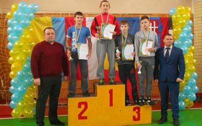 Борці з Тернопільщини — призери турніру в Кам'янці-Подільському (ФОТО)