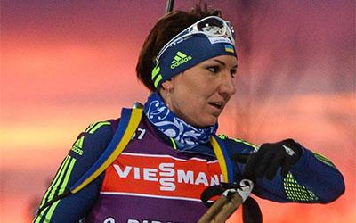 Олена Підгрушна у першій гонці сезону посіла 10-те місце