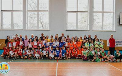 Команди Західного регіону України змагалися в Тернополі за першість в ігровому багатоборстві за програмою IAAF