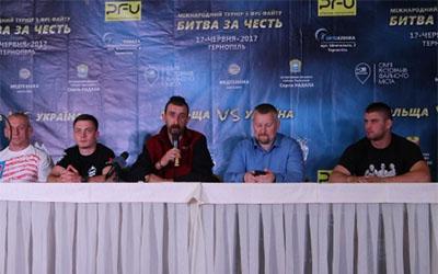 Уже завтра турнір з фрі-файту між польськими та українськими спортсменами