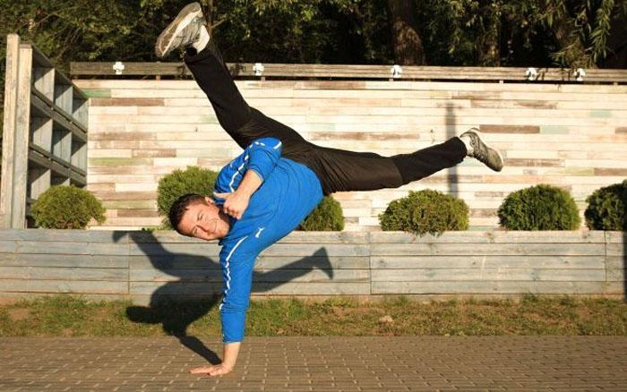 У Тернополі відбудеться чемпіонат зі Street Workout