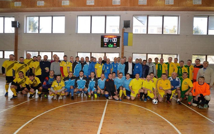 У кубку мерів перемогу здобула команда з Городенки