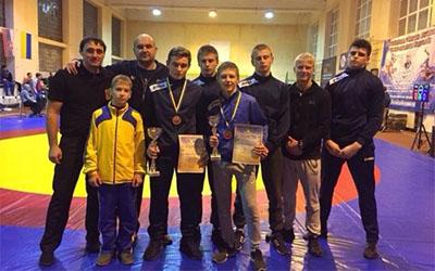 Тернопільські борці – призери Міжнародного турніру у Мукачево