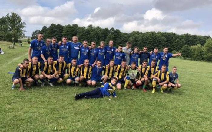 На Тернопільщині відбувся футбольний турнір, пам'яті загиблого кіборга