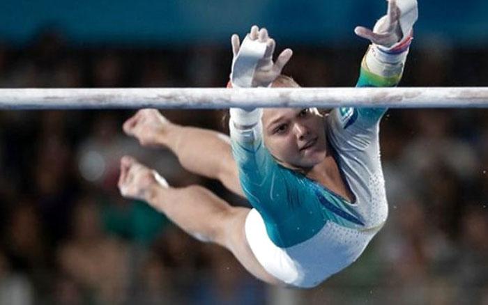 Тернопільська гімнастка отримала премію 10 тисяч гривень