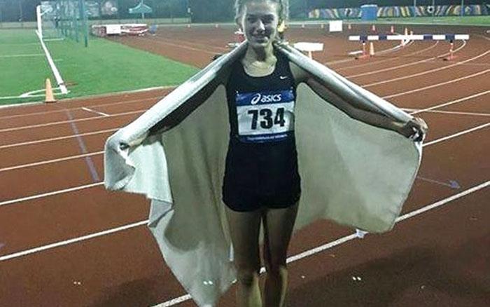 Спортсменка з Тернопільщини вдруге стала чемпіонкою України з легкої атлетики