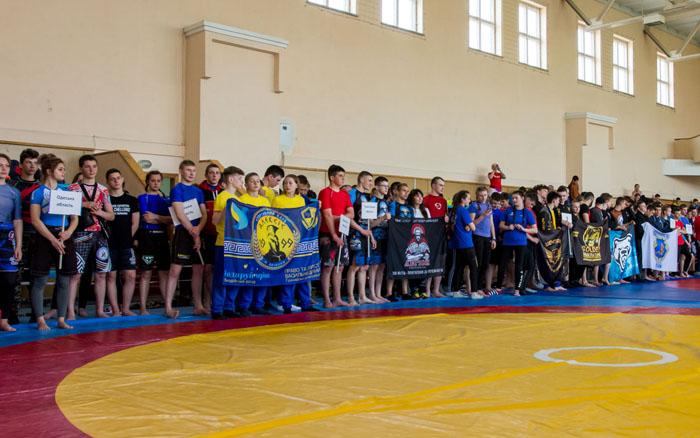 Чемпіонат України з панкратіону та греплінгу відбувся у Тернополі(ВІДЕО)