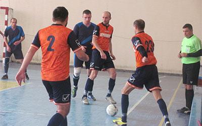 Результати 7-ого туру Першої футзальної ліги Тернопільщини