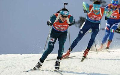 Сьогодні тернополяни проведуть спринтерську гонку в австрійському Обертілласі