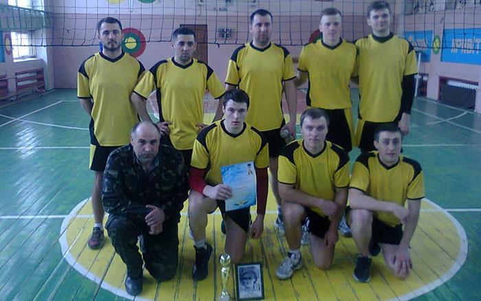 Турнір пам'яті воїна-афганця Василя Кильби відбувся на Гусятинщині