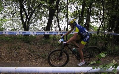 Тернопільська велосипедистка взяла участь у чемпіонаті світу з маунтенбайку