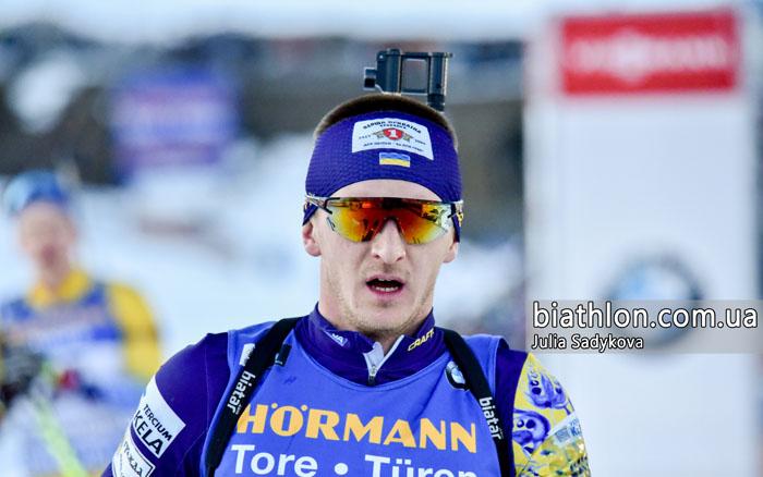 Біатлоніст Дмитро Підручний отримає дві золоті медалі через дискваліфікацію росіянина