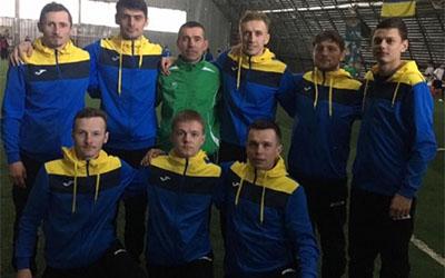 Тернополяни – четверті на чемпіонаті України з футзалу