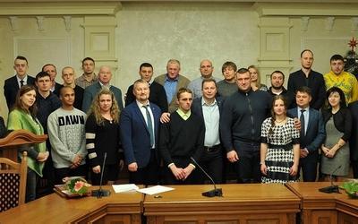 Як нагороджували кращих спортсменів Тернопільщини (ВІДЕО)