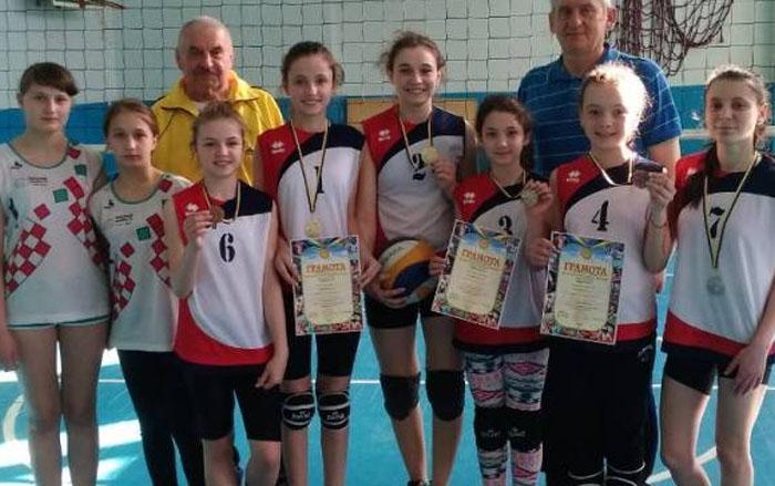 У Тернополі відбулися змагання з пляжного волейболу серед дітей з інвалідністю