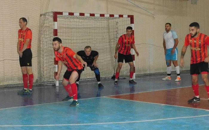 Футзальний чемпіон області новий сезон розпочав з поразки