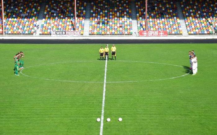 У Тернополі зіграє студентська збірна України з футболу