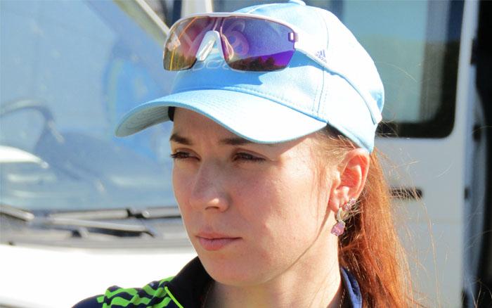 Марія Кручова розпочинає виступ на Кубку світу з біатлону