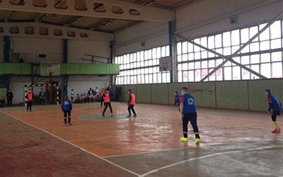Триває підготовка до дитячо-юнацької футзальної ліги Тернопільщини