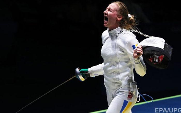Тернопільська шпажистка уперше у своєї кар'єрі здобула медаль на Кубку світу