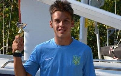 Тернопільський віндсерфінгіст Олександр Тугарєв відкрив сезон золотою нагородою