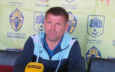 Головний тренер Тернополя Петро Бадло відновлює кар'єру гравця