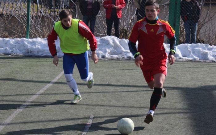 Команди Гусятинщини  визначать володаря Ліги переможців