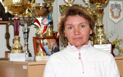 Ірина Меркушина: