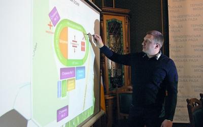 Фан-зона у Тернополі готова забезпечити комфортний перегляд матчів Євро-2012 для городян