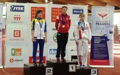 Тернополянка – срібна призерка чемпіонату Європи з легкої атлетики