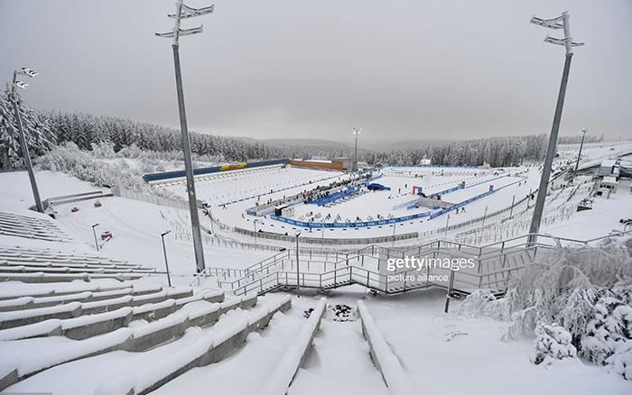 Тернопільські біатлоністи проведуть спринт в Оберхофі