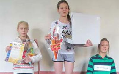 Легкоатлети Зборівської ДЮСШ відзначились на змаганнях у Тернополі