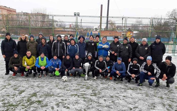 На Теребовлянщині відбувся традиційний турнір з футболу серед випускників Теребовлянської ДЮСШ