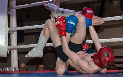 Двоє тернополян стали чемпіонами України зі змішаних єдиноборств