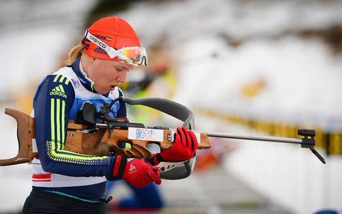 Сьогодні Меркушина проведе спринтерську гонку у фінському Контіолахті