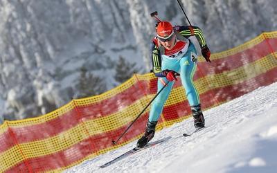 Тернополяни стартують в змішаних естафетах на Кубку Світу з біатлону