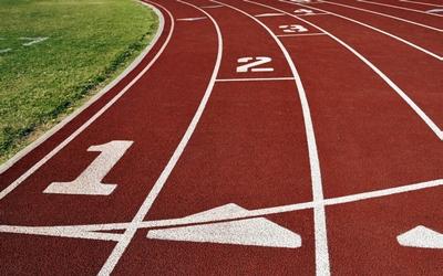 Юні легкоатлети Тернопільської ДЮСШ з літніх видів спорту показували свої досягнення