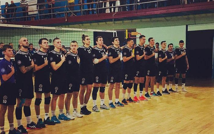 На вихідних в Тернополі відбудеться другий тур вищої волейбольної ліги України